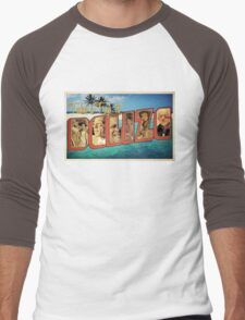 Send You On a Trip: Belize Men's Baseball ¾ T-Shirt
