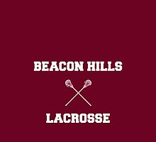 Beacon Hills Lacrosse by Denice Meyer