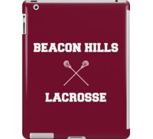 Beacon Hills Lacrosse iPad Case/Skin
