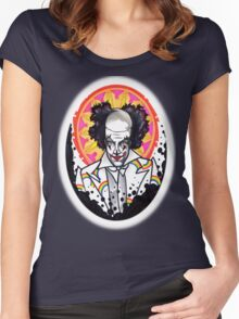 binky, king of the juggalos. Women's Fitted Scoop T-Shirt