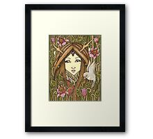 Natures Child Framed Print