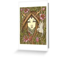 Natures Child Greeting Card