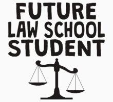 Future Law School Student One Piece - Short Sleeve