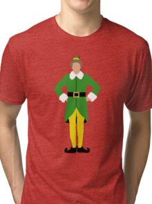 Elf  Tri-blend T-Shirt