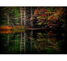 Quiet Reflection Photographic Print