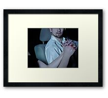 Nightcall No. 2 Framed Print