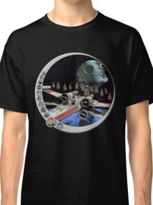 The 10th Day of the Doctor Jedi Classic T-Shirt