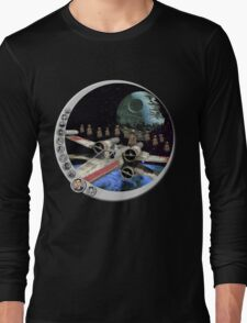 The 10th Day of the Doctor Jedi Long Sleeve T-Shirt