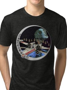 The 10th Day of the Doctor Jedi Tri-blend T-Shirt