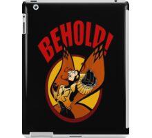 BEHOLD! iPad Case/Skin