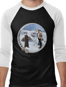 The 10.5th Day of the Doctor Jedi Men's Baseball ¾ T-Shirt