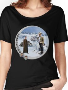 The 10.5th Day of the Doctor Jedi Women's Relaxed Fit T-Shirt