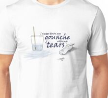 Gouache & Tears Unisex T-Shirt