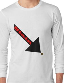 Stain Long Sleeve T-Shirt