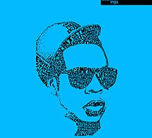 Jay Z Blue by seanings