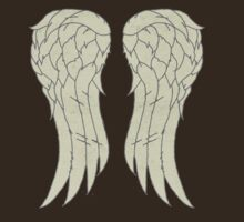 Daryl's Wings by woodian