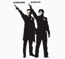 Allon-sy; Geronimo by CatherineCameo