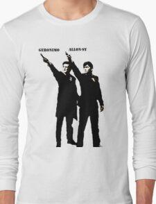 Allon-sy; Geronimo Long Sleeve T-Shirt
