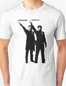 Allon-sy; Geronimo T-Shirt