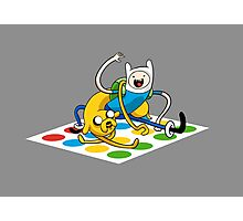 Adventure Time Twister Photographic Print