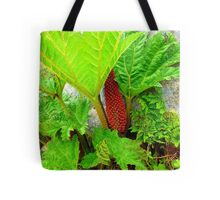 The Plant Life Of West Donegal Tote Bag