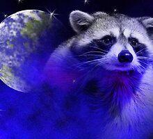 Raccoon Dream4 by jkartlife