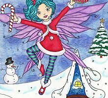 Merry Fairy Christmas by Tabitha Barnett