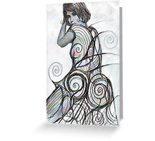 Design by Nature 2 Greeting Card