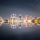 Sydney CBD by kvlionphotos