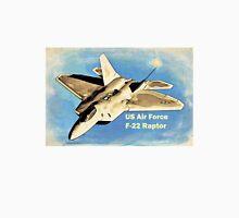 US Air Force F-22 Raptor Manga T-Shirt Unisex T-Shirt