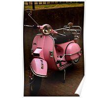 Pink Stella. Poster