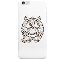 Baby owl. iPhone Case/Skin