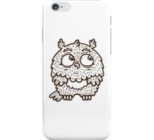 Baby owl. iPhone Case/Skin