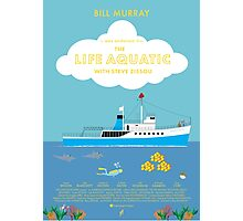 The Life Aquatic with Steve Zissou Poster Photographic Print