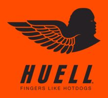 Huell: Fingers Like Hotdogs by JaleebCaru
