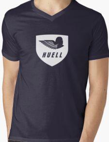 Huell Shield Mens V-Neck T-Shirt