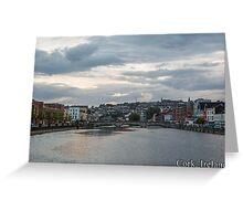 Cork, Ireland Greeting Card