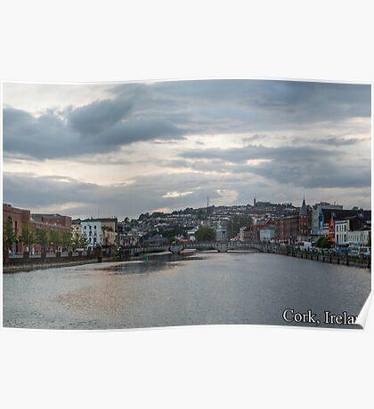 Cork, Ireland Poster