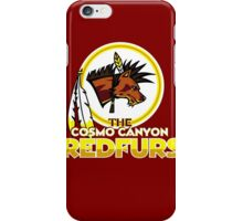 The Cosmo Canyon Redfurs - Redskins  iPhone Case/Skin