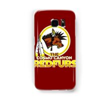 The Cosmo Canyon Redfurs - Redskins  Samsung Galaxy Case/Skin