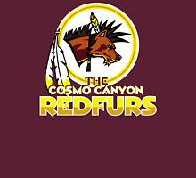 The Cosmo Canyon Redfurs - Redskins  T-Shirt