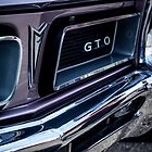 1965 Pontiac GTO by Eric Christopher Jackson