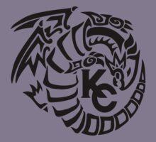 Kaiba Corporation - Blue Eyes White Dragon Edition Kids Clothes