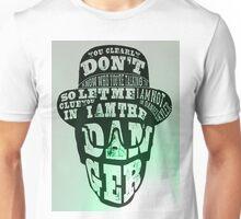 Breaking Bad- I Am The Danger Unisex T-Shirt