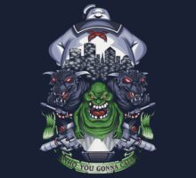 Who You Gonna Call? One Piece - Long Sleeve
