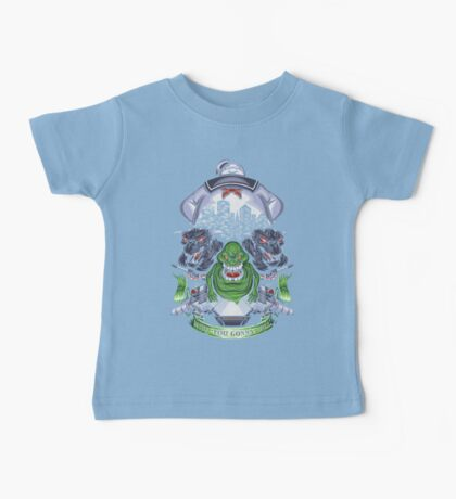 Who You Gonna Call? Baby Tee