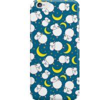 Cute Cartoon Sheeps iPhone Case/Skin