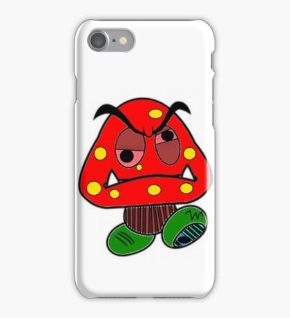 KRYTICAL GOOMBA WASSONSKI iPhone Case/Skin