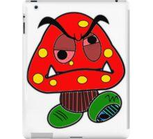 KRYTICAL GOOMBA WASSONSKI iPad Case/Skin