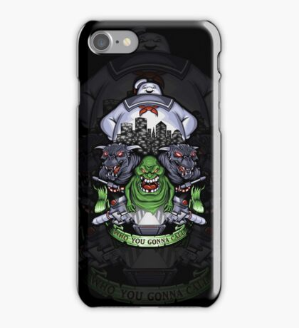 Who You Gonna Call? - Iphone Case #1 iPhone Case/Skin